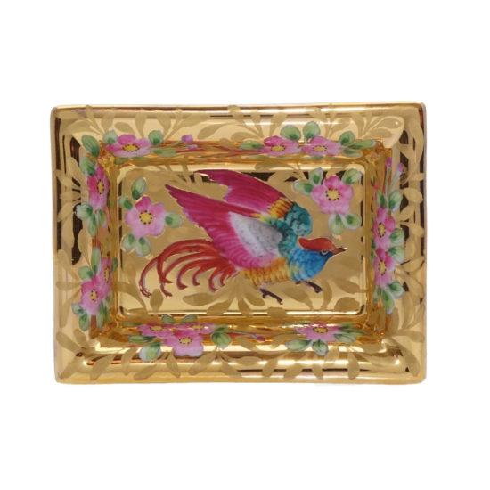 Mini vide-poches collection Paradis aux deux Ors