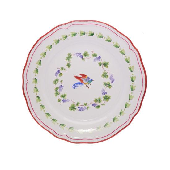 Assiette à dîner collection Mazé