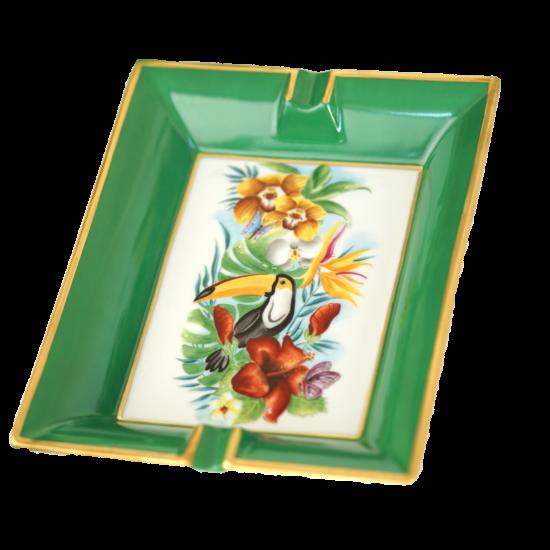 Cendrier Toucan vert – copie