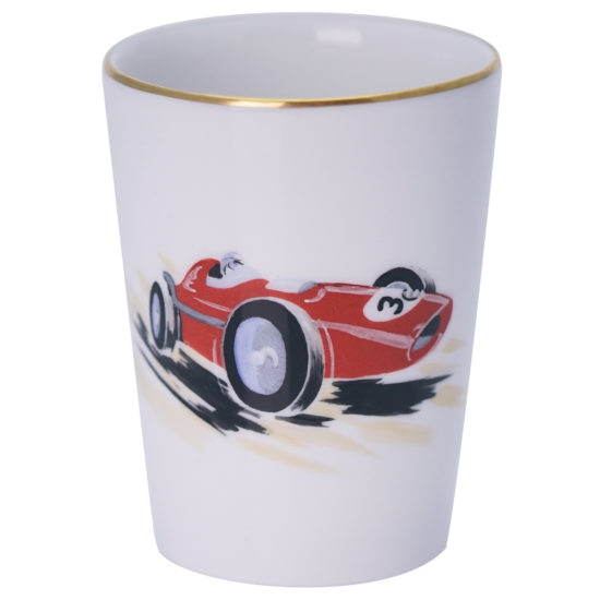 Timbale collection Grand Prix de Monaco recto