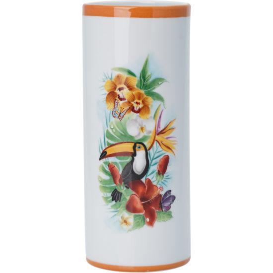 Vase Toucan