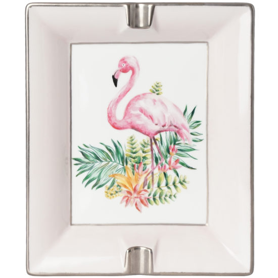 Vide-poches Flamand Rose